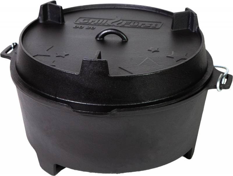 Grillfürst Dutch Oven BBQ Edition DO20