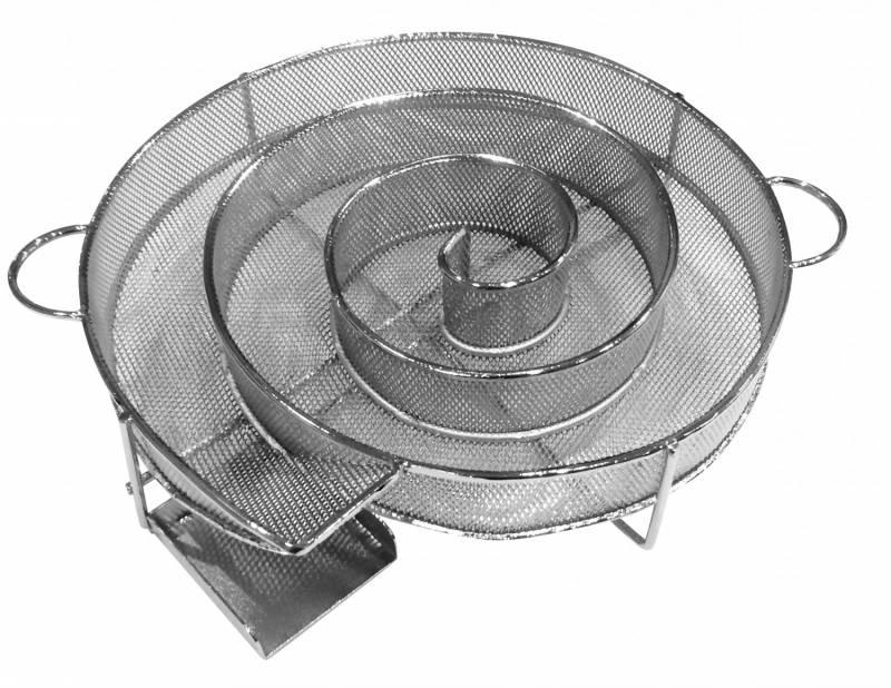 Kaltrauchgenerator 21cm Grillfürst
