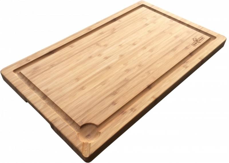 Grillf rst schneidebrett gro 50 x 30 cm bambus kaufen for Wohnzimmertisch 100 x 50