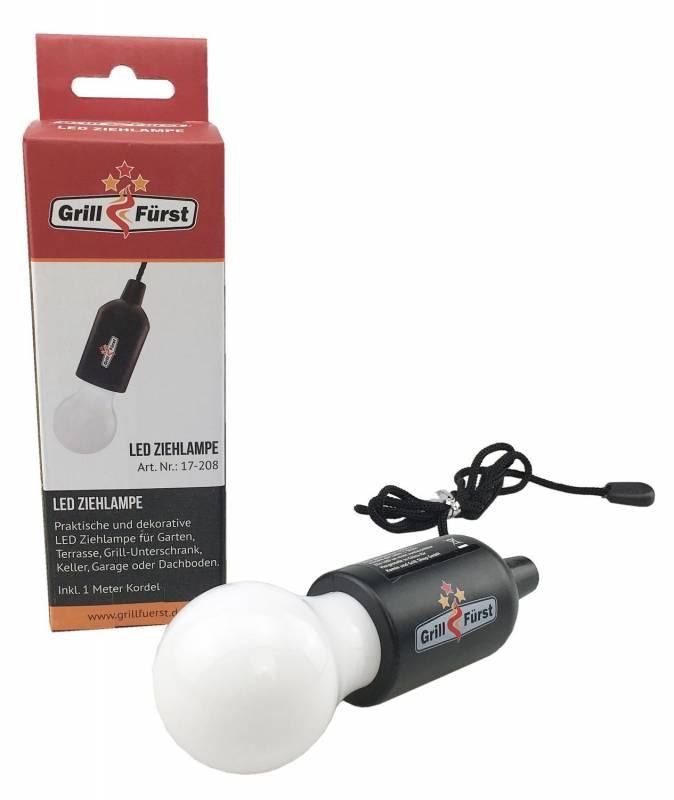 Grillfürst LED Ziehlampe / Hängelampe 1 Watt