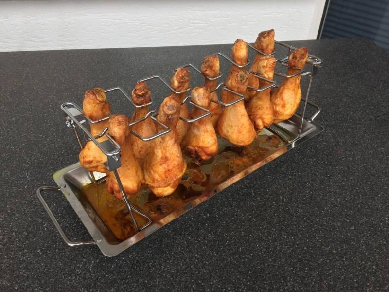 Grillfürst Chicken Holder / Hähnchenschenkelhalter