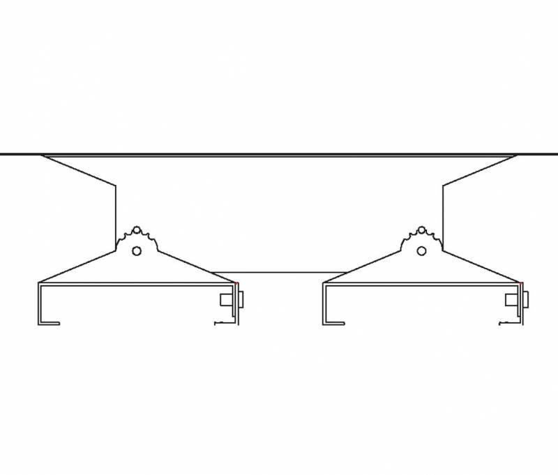 Heatstrip Design Koppelset parallel