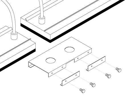 Heatstrip Design Koppelset hintereinander
