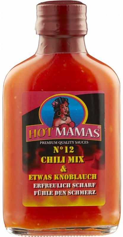 HotMamas N°12 - Chili Mix mit Knoblauch - NEU 2015