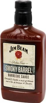 Jim Beam Smoky Barrel BBQ Sauce 510g