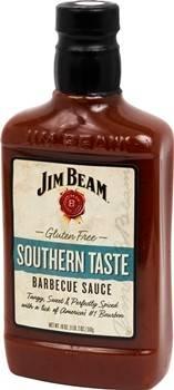 Jim Beam Southern Taste BBQ Sauce 510g