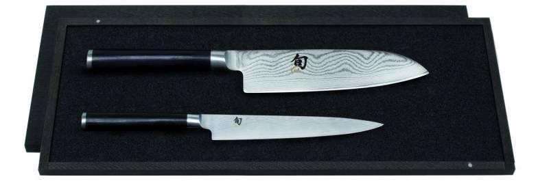 KAI Shun Messerset Classic (Allzweckmesser, Santoku)
