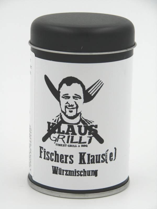 Fischers Klause 120 g Streuer by Klaus grillt