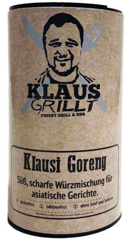 Klausi Goreng Gewürzmischung 120g Streuer by Klaus grillt
