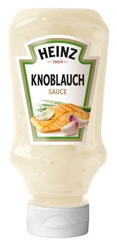 Knoblauch Sauce 220 ml Plastikflasche