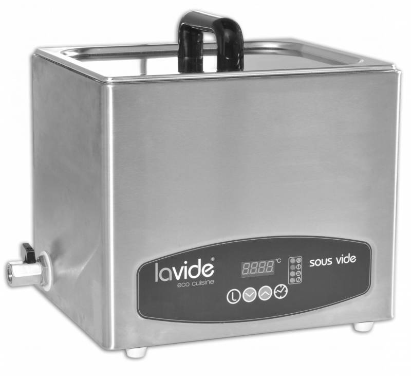 Lavide Sous Vide Garer LV.80 - 8 Liter Wasserbad