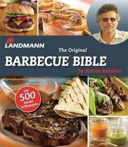Landmann BBQ Bible by Steven Raichlen 45100