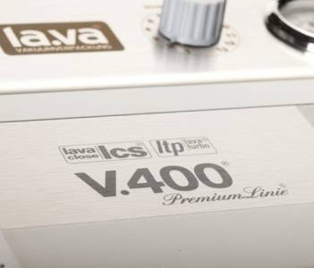 Lava Vakuumiergerät V.400 Premium inkl. Starterset 2