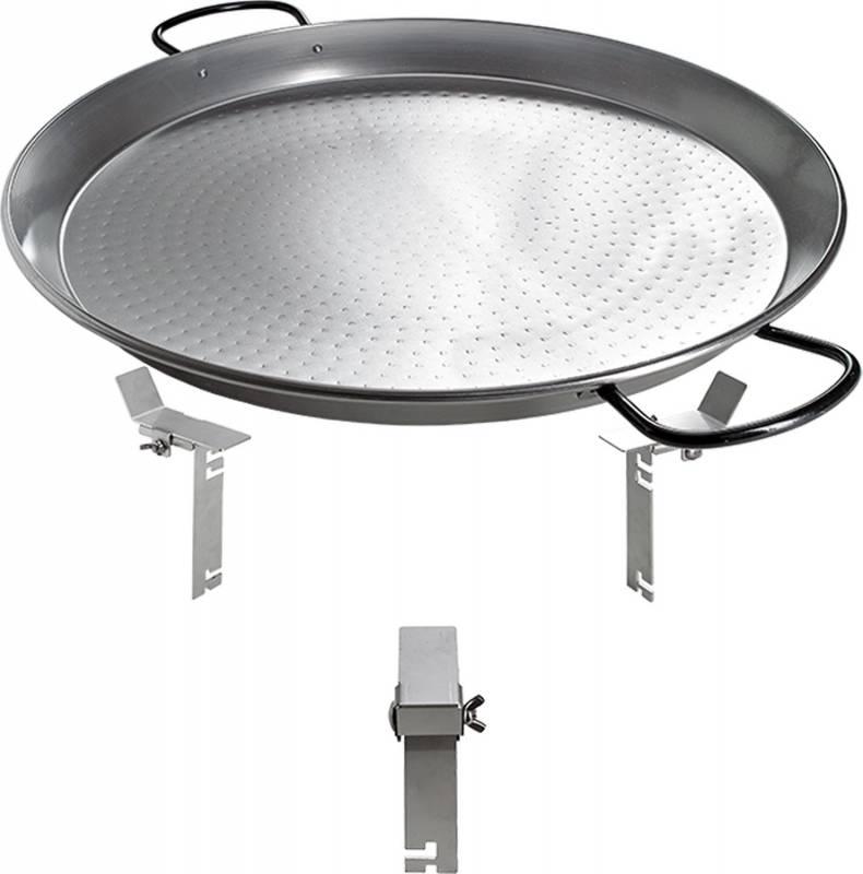 Moesta PAN'BBQ Set - für Smokin Pizzaring: 47 / 50cm