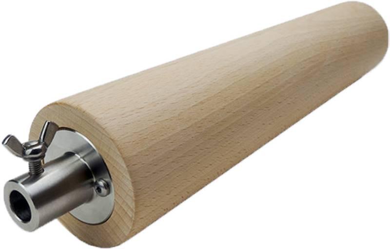 Moesta FeuerWalze - Buchenholzrolle für Fremdhersteller bis Durchmesser 13,8 mm