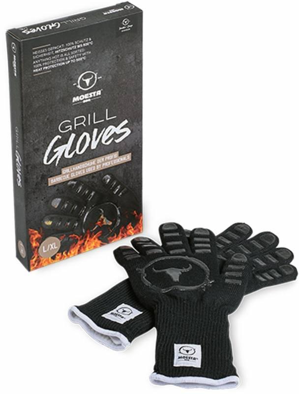 Moesta GrillGloves No.1 - die Grillhandschuhe (L/XL)