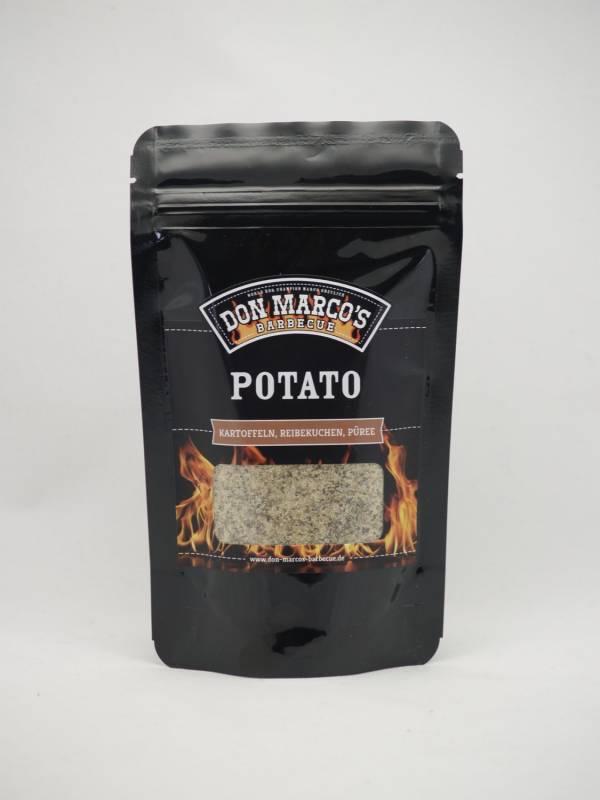 Don Marco`s BBQ Gewürz Potato 130g Beutel