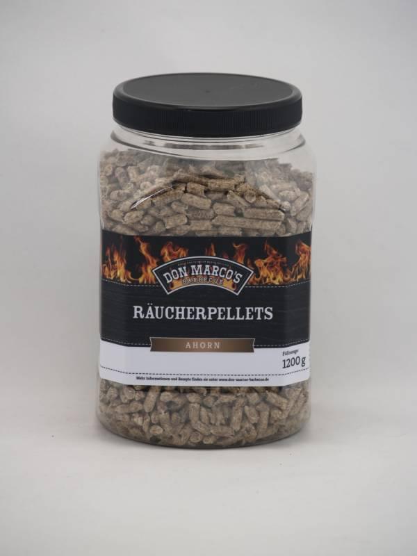 Auslaufartikel - Don Marco`s Räucher Pellets (Smoking Spice) Ahorn