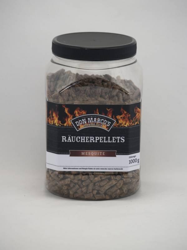 Auslaufartikel - Don Marco`s Räucher Pellets (Smoking Spice) Mesquite