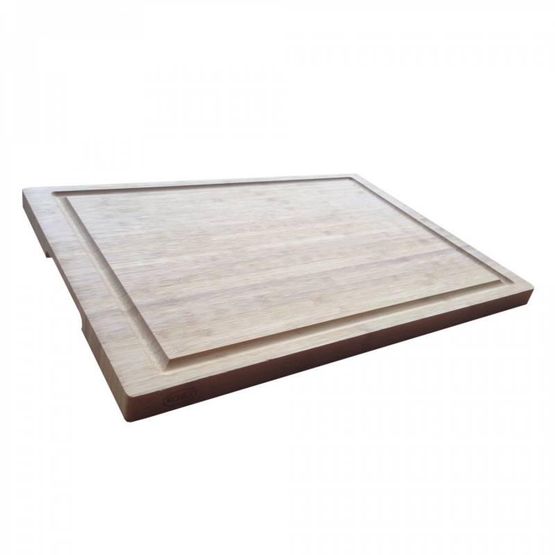 Rösle Schneidebrett / Servierbrett Bambus 39 x 26 x 2,4 cm