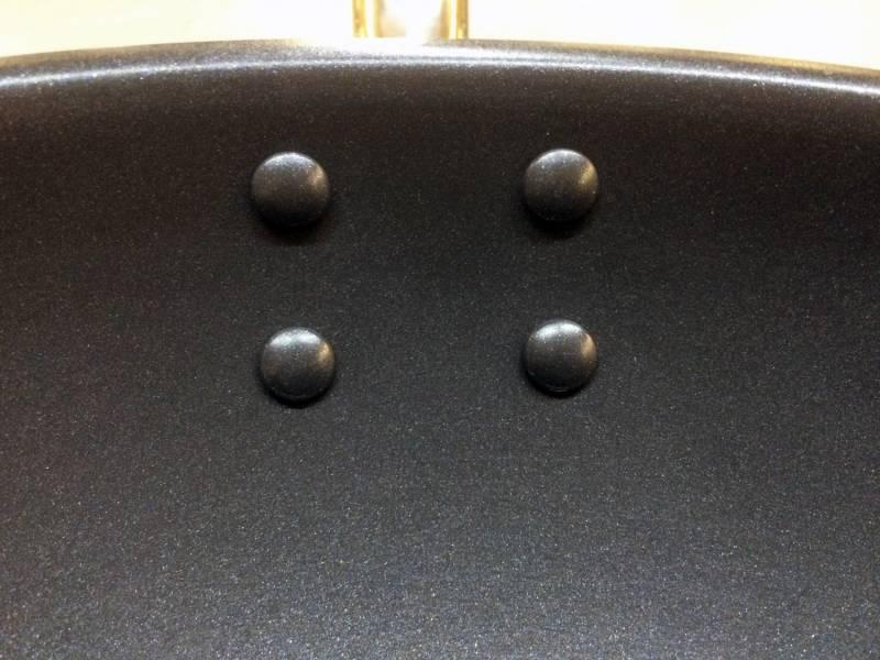Rösle Wokpfanne 35cm mit Antihaftbeschichtung
