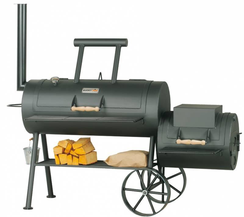 SMOKY FUN Smoker Party Wagon 20