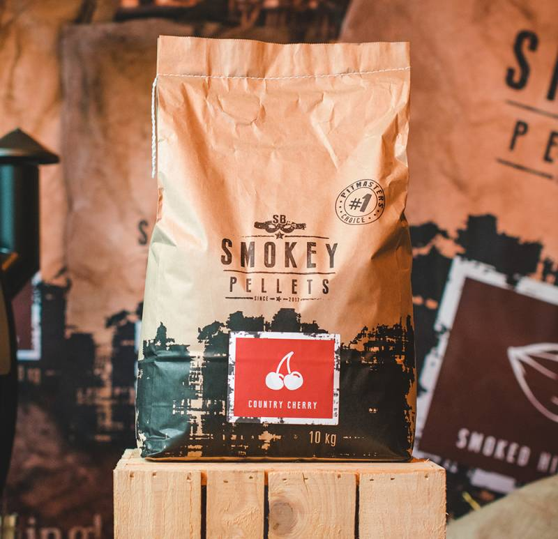 Smokey Bandit Grillpellets Country Cherry 10kg