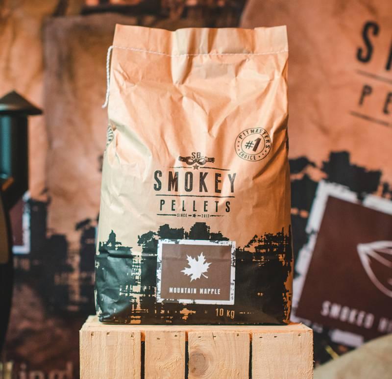 Smokey Bandit Grillpellets Mountain Maple 10kg