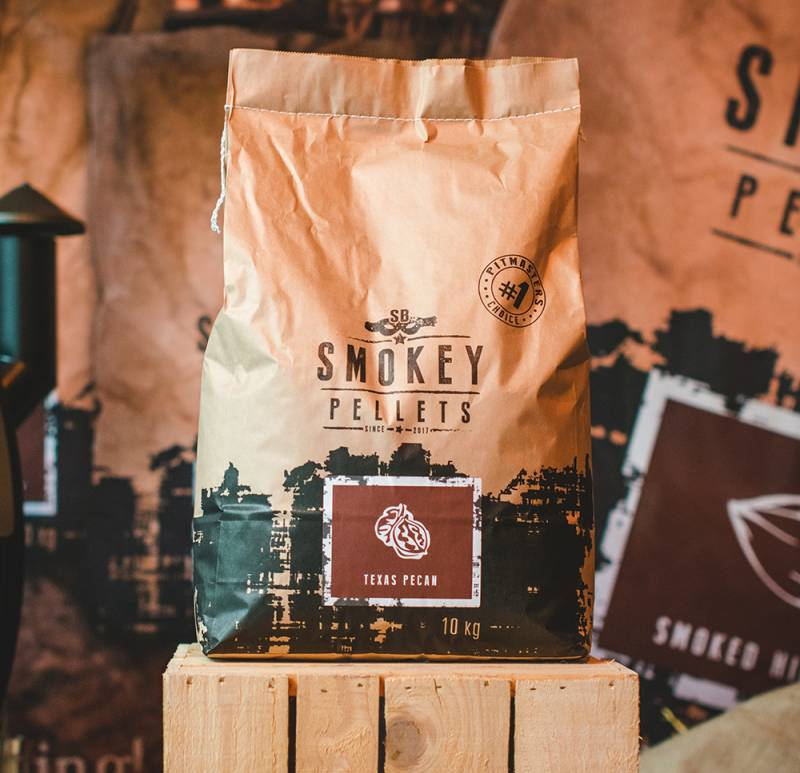 Smokey Bandit Grillpellets Texas Pecan 10kg