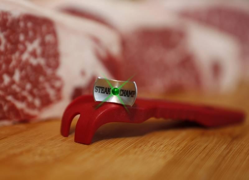 Steak Champ Set Steak-Gourmet 3-Color