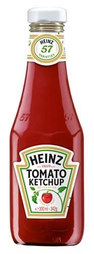 Tomato Ketchup 300ml Glasflasche 87157116