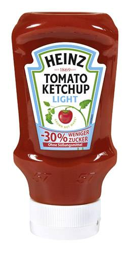 Tomato Ketchup Light 500ml Plastikflasche