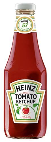 Tomato Ketchup 750ml Glasflasche