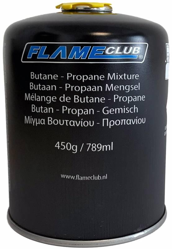 Universal Gaskartusche 450g Butan-Propan / Schraubkartusche / Alternative zu Weber 26100 / Kompatibel zu CA445