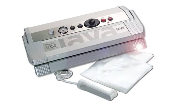Lava Vakuumiergerät V.350 Premium inkl. Starterset 2