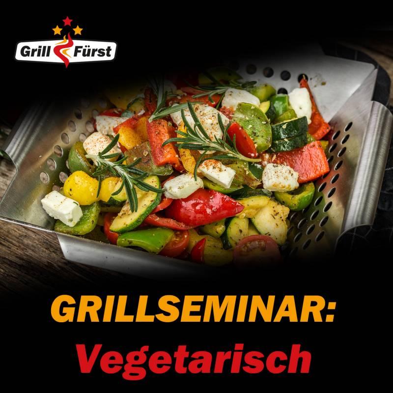 Querbeet - Vegetarischer Grillkurs 24.08.18, 17 Uhr, Bad Hersfeld