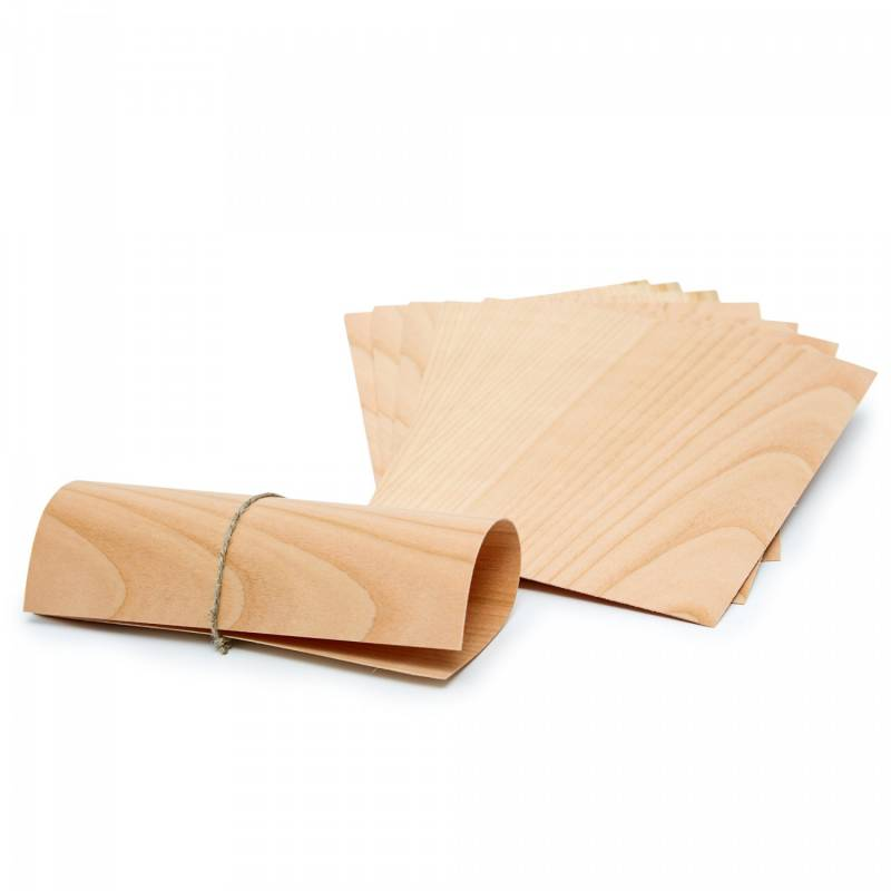 Axtschlag Wood Wraps Kirsche 190x150 8er Pack