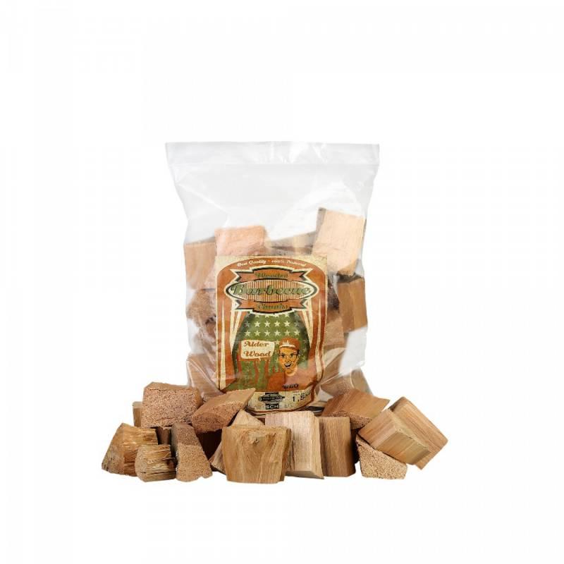 Axtschlag Räucherchunks Alder - Erle 1,5kg