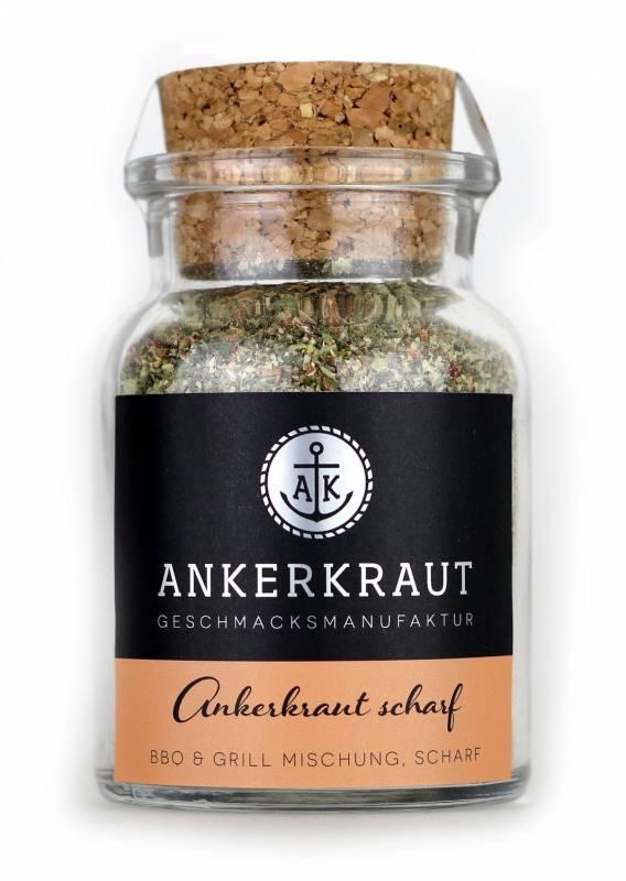 Ankerkraut Ankerkraut scharf, 80 g Glas