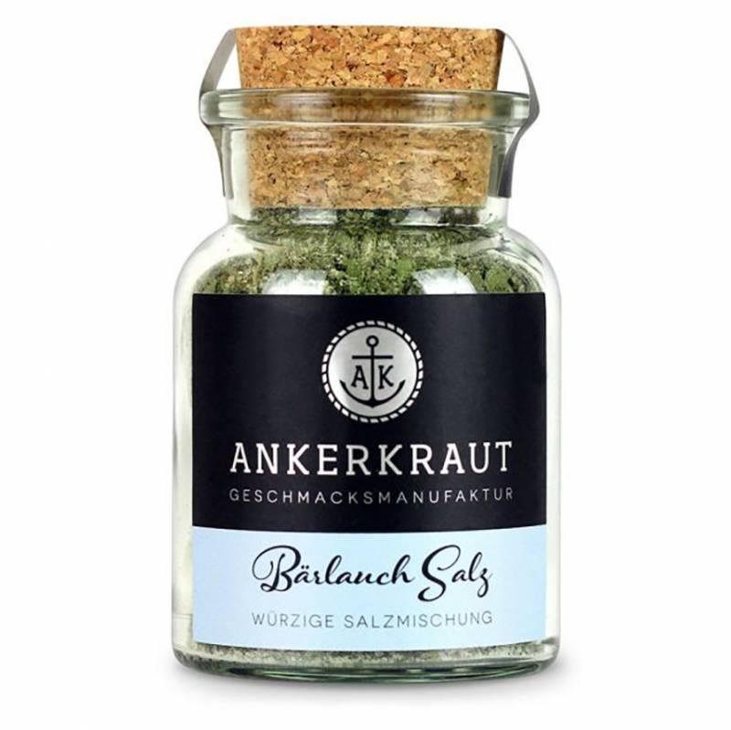 Ankerkraut Bärlauch Salz, 115 g Glas