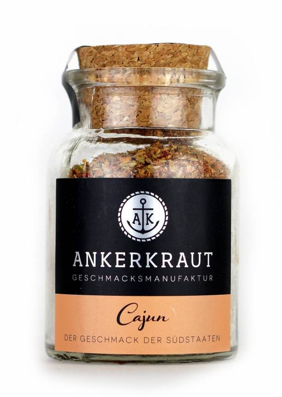 Ankerkraut Cajun, 65 g Glas