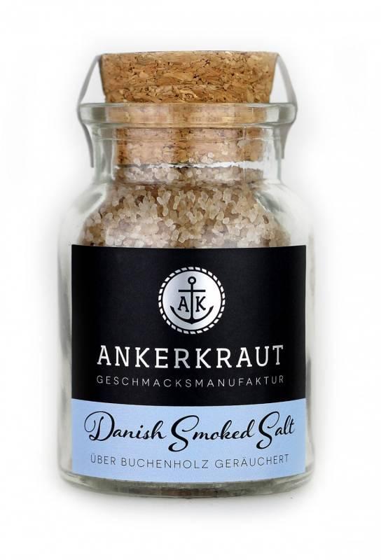 Ankerkraut Danish Smoked Salt, 160 g Glas