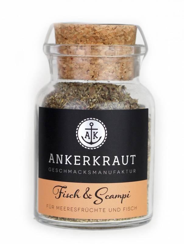 Ankerkraut Fisch & Scampi, 70 g Glas