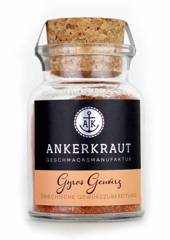 Ankerkraut Gyros Gewürz, 80 g Glas