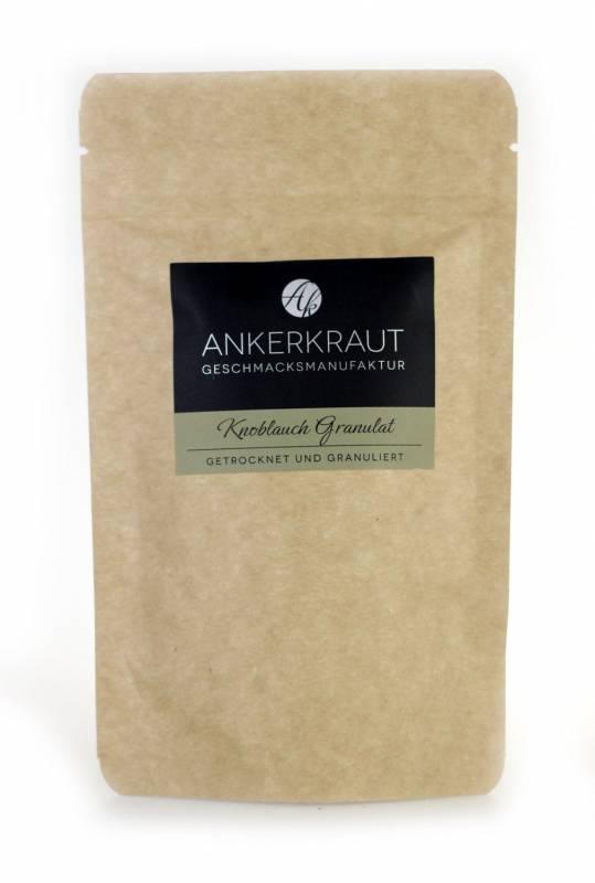Ankerkraut Knoblauch Granulat, 100 g Tüte