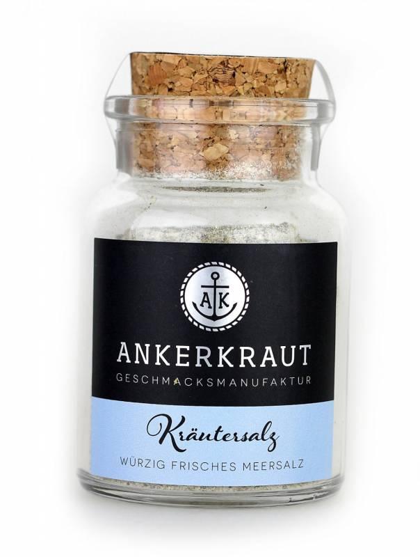 Ankerkraut Kräutersalz, 100 g Glas
