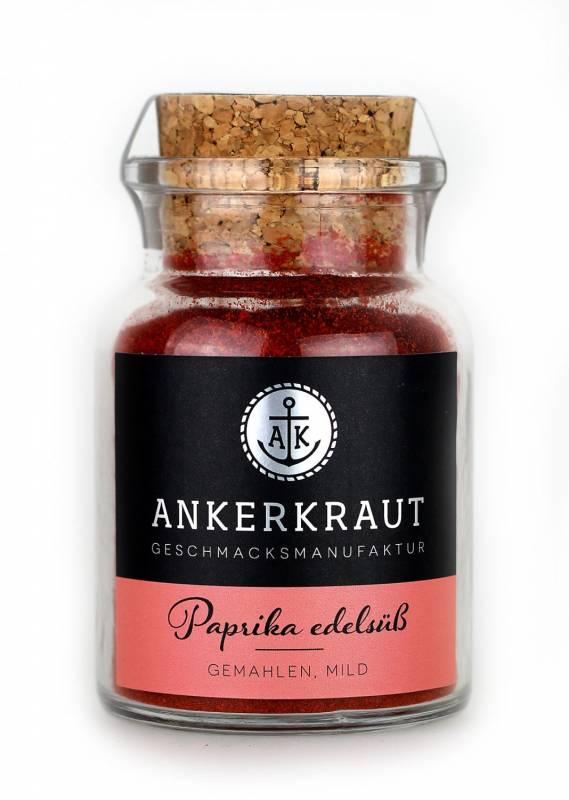 Ankerkraut Paprika edelsüss, gemahlen, 70 g Glas
