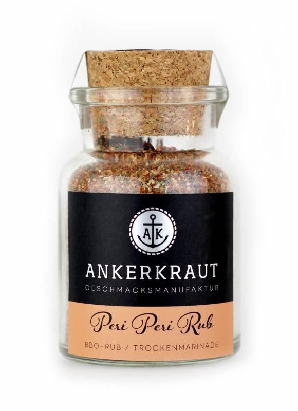 Ankerkraut Peri Peri Rub, 95 g Glas