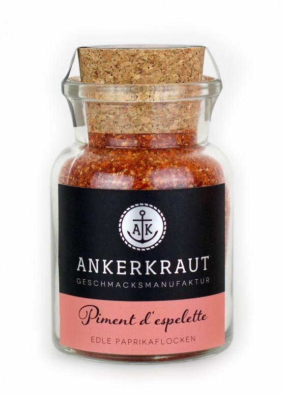 Ankerkraut Piment d'Espelette, 80 g Glas