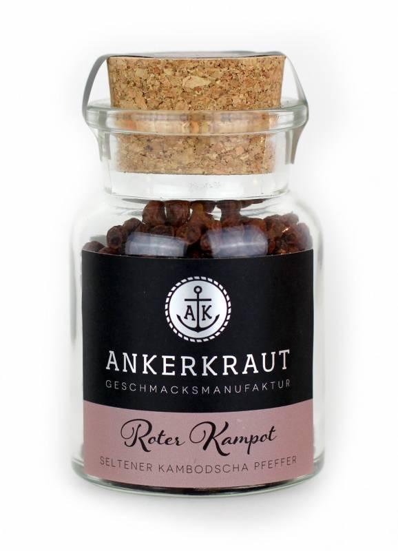 Ankerkraut Roter Kampot, 70 g Glas